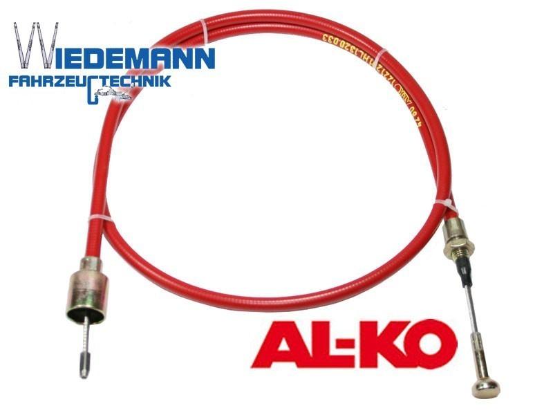 Pilz 2x Bremsseil Glocke Ø 26 mm HL 520 mm passend für ALKO